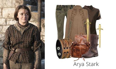 Get Your Game Of Thrones Arya Stark Diy Halloween Costume
