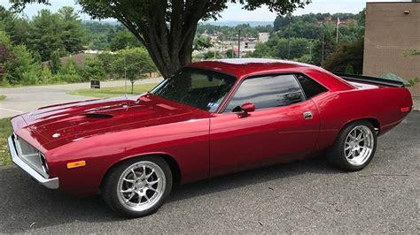 1972 Plymouth Barracuda For Sale Near Matthews, North