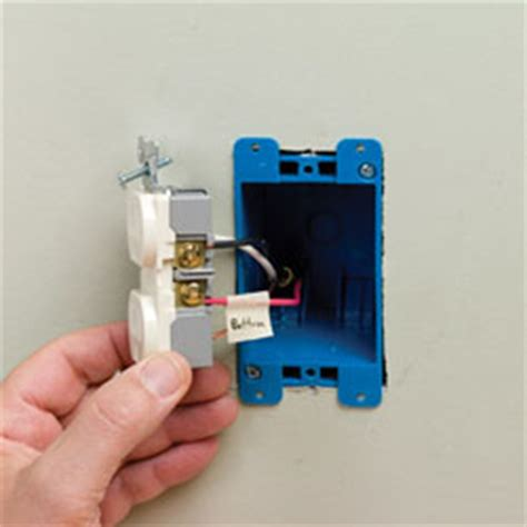 wire split receptacles extreme