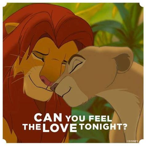 Feel The Love Meme - can you feel the love tonight know your meme