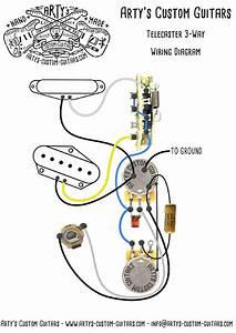 Fender Grease Bucket Wiring