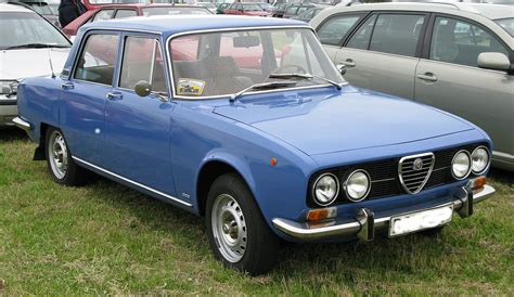Alfa Romeo Berlina Wikipedia