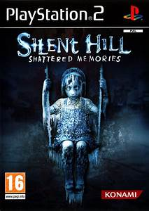 Silent Hill: Shattered Memories (2010) PlayStation 2 box ...