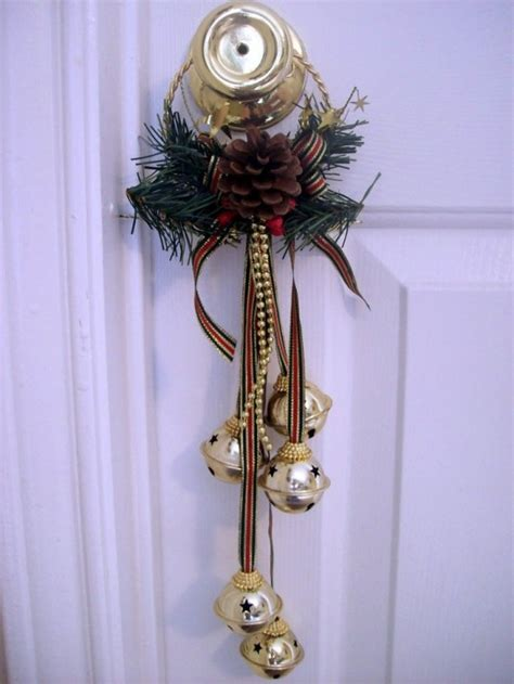 jingle bell door knob pictures   images