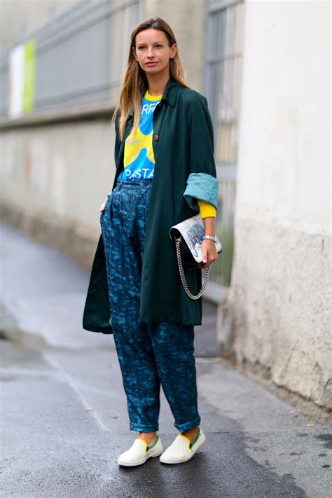 style casual chic street style  filles qui portent