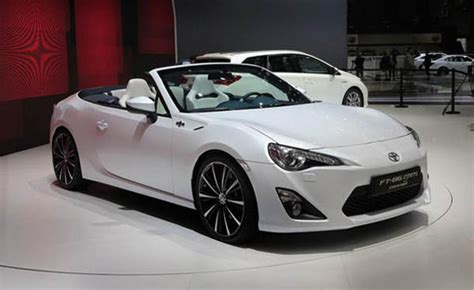 2019 Toyota Gt86 Convertible Review, Predictions, Engine
