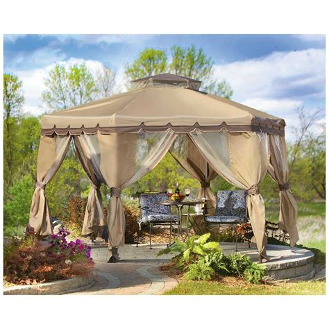 13 Beautiful Gazebo Canopy Designs For Your Home