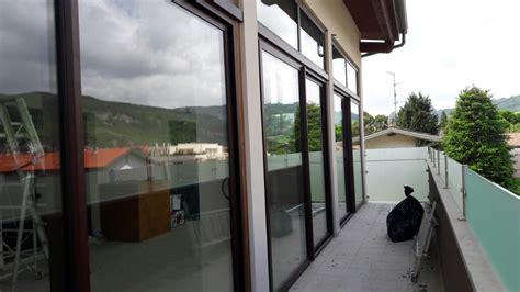 veranda in alluminio installazione veranda in alluminio pietracuta di san leo