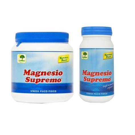 magnesio supremo in menopausa offerta magnesio supremo promozione maglife erbolandia