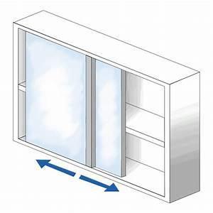 saniclass double face armoire de toilette 120x70x15cm avec With porte de douche coulissante avec lampe led miroir salle de bain