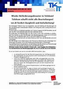 Telekom Rechnung Zu Hoch : wieder bef rderungsdesaster in der telekom ~ Themetempest.com Abrechnung