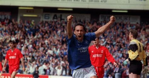 Mark Hateley Remembering The Day I Told Rangers Fans To