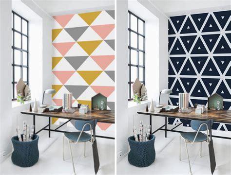 pia bureau adesivo de parede em forma de triângulo tallita lisboa