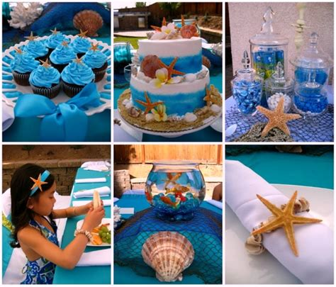 Under The Sea Party  Oh My Creative