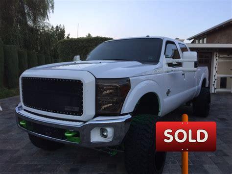 ford  lifted  lariat sema show truck socal trucks