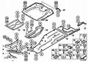 Original Parts For E65 745i N62 Sedan    Vehicle Trim