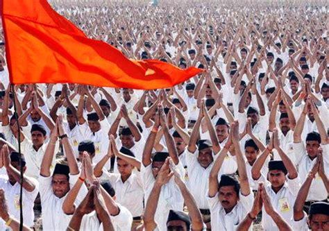 Bhagwa Dhwaj Is Guru For The Rss