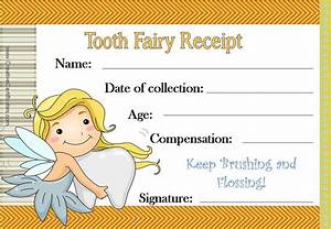 free printable tooth fairy certificate template choice With free printable tooth fairy certificate template