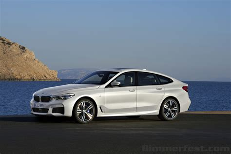 The 5 Series Gt Becomes The 2018 6 Series Gran Turismo Bmw