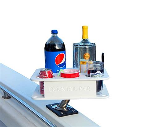 Boat Cup Rod Holders by Docktail Jr Boat Cup And Bottle Holder Plus Magma Levelock