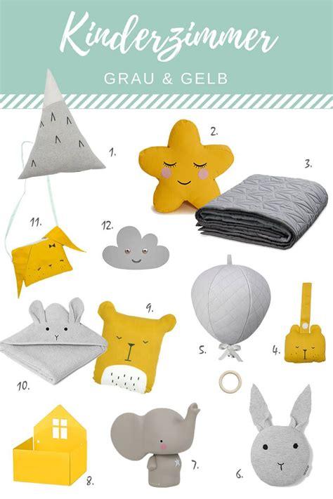 Kinderzimmer Gestalten Grau by Kinderzimmer In Den Trendfarben Grau Und Gelb Gestalten