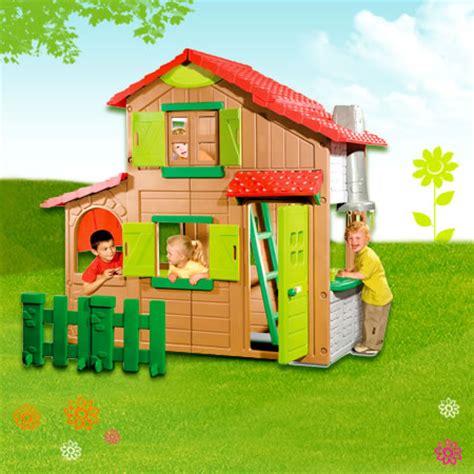 Smoby Duplex Spielhaus 2 Etagen Gartenhaus Neu 12515 Ebay