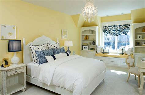 Bedroom Design Blue And Yellow by Yellow And Blue Interiors Living Rooms Bedrooms Kitchens