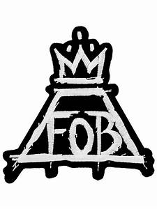 Fall Out Boy Crown Patch - Buy Online at Grindstore.com