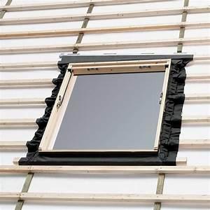 Joint Pour Velux : collerette d 39 tancheit standard pour fen tre de toit ~ Premium-room.com Idées de Décoration