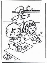 Breakfast Coloring Pages Children Popular Advertisement sketch template