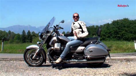Modification Moto Guzzi California Touring Se by Mototurismo In Prova Moto Guzzi California 1400