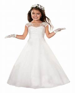 white dress for first holy communion wwwpixsharkcom With robe blanche fille 12 ans