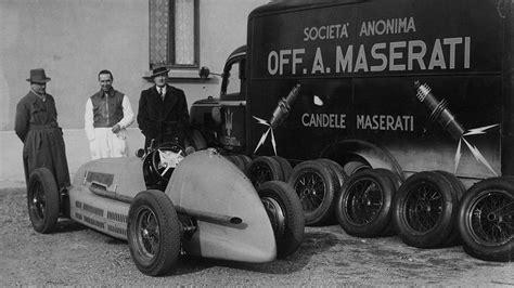 maserati company  tradition  passion  innovation