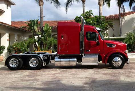new truck models model 567 sleeper camions excellence peterbilt