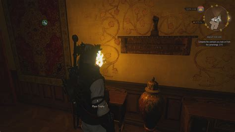 Witcher 3 Home Decorations : How To Get Trophies For Corvo Bianco