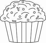 Cupcake Coloring Printable Clipart Cupcakes Birthday Ice Cream 2d01 Template Colouring Greatestcoloringbook Kleurplaat Kawaii Bulletin Board Malvorlagen Malen Cake Geburtstag sketch template
