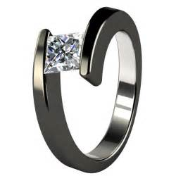 womens black wedding rings black titanium wedding bands for wedding and bridal inspiration