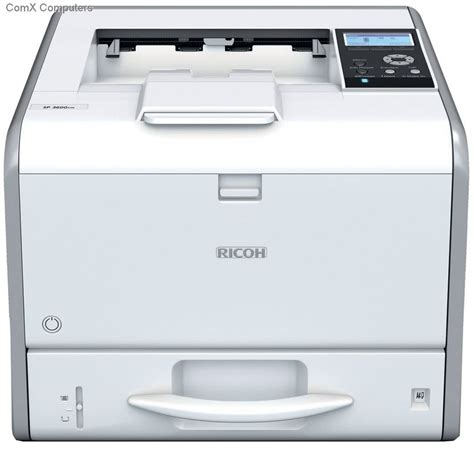 Simply browse an extensive selection of the best ricoh 3600dn printer and filter by best match or price to find one that suits you! Specification sheet (buy online): RICOH SP3600DN Ricoh ...