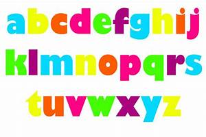 alphabets alphabets small letters free math worksheets With abc alphabet letters