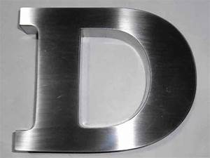 Texas stainless steel signs austin signs custom signs for Stainless steel letters buy online