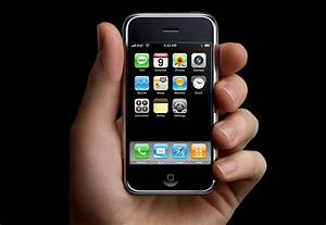 #ThrowBackThursday – The very first iPhone | Mobile Phones ...