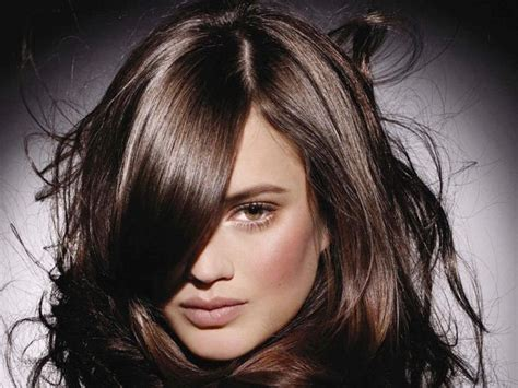 1000+ Images About Brown Hairstyles On Pinterest