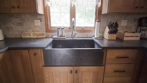 Soapstone Countertop Maintenance by Kitchen Countertops Garden State Soapstone