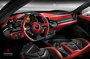 Carlex Design Ready To Mutate The Interior Of This 458 ...