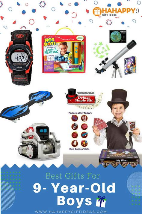 christmas gift ideas for 9 year old boys best gifts for a 9 year boy educational hahappy gift ideas