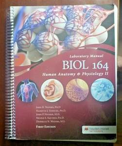 Human Anatomy And Physiology Ii Lab Manual