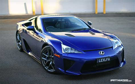 lexus blue blue cars lexus lexus lfa blue cars wallpaper 1920x1200