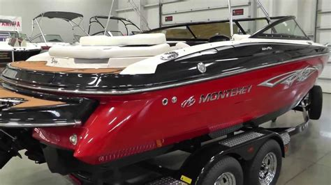 Monterey House Boats by 2014 Monterey 224fsx Boat For Sale Lodder S Marine