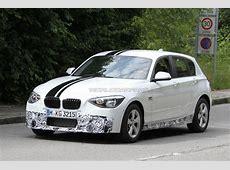 BMW Serie 1 F20 Aerokit Package primi spy BMWnews
