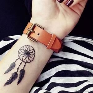 Attrape Reve Maison Du Monde : tatouage attrape r ve signification et mod les de tatouage femme ~ Teatrodelosmanantiales.com Idées de Décoration